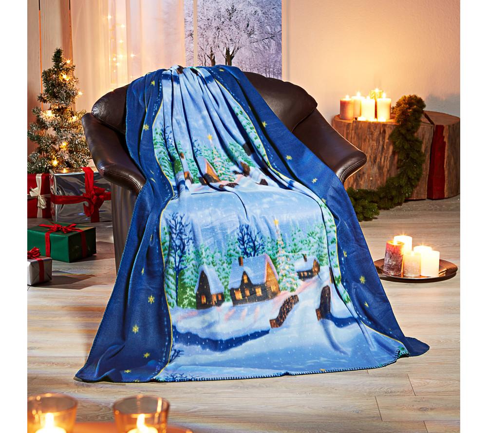 Vianočná výzdoba nielen v obývačke