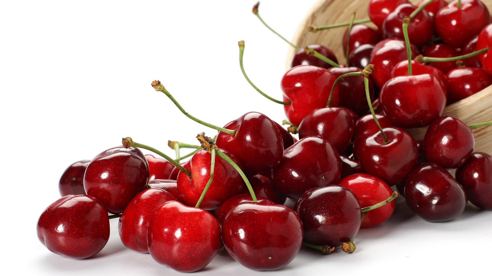 Jó třešně zrály, sladký třešně zrály….